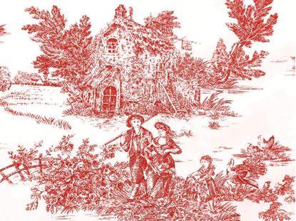 Tessuto Stampato per la Casa, per la Tavola e per l'Arredo.